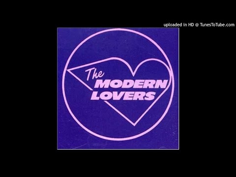 The Modern Lovers - Government Center