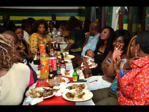 Alboom Photos Mariage coutimier Chéri Menga et Mamie mawaya