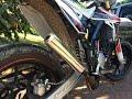 Comment polir une pièce de moto ou autre - Tuto