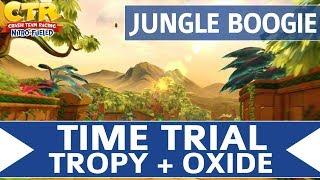 Crash Team Racing Nitro Fueled - Jungle Boogie - Oxide & Tropy Time Trial