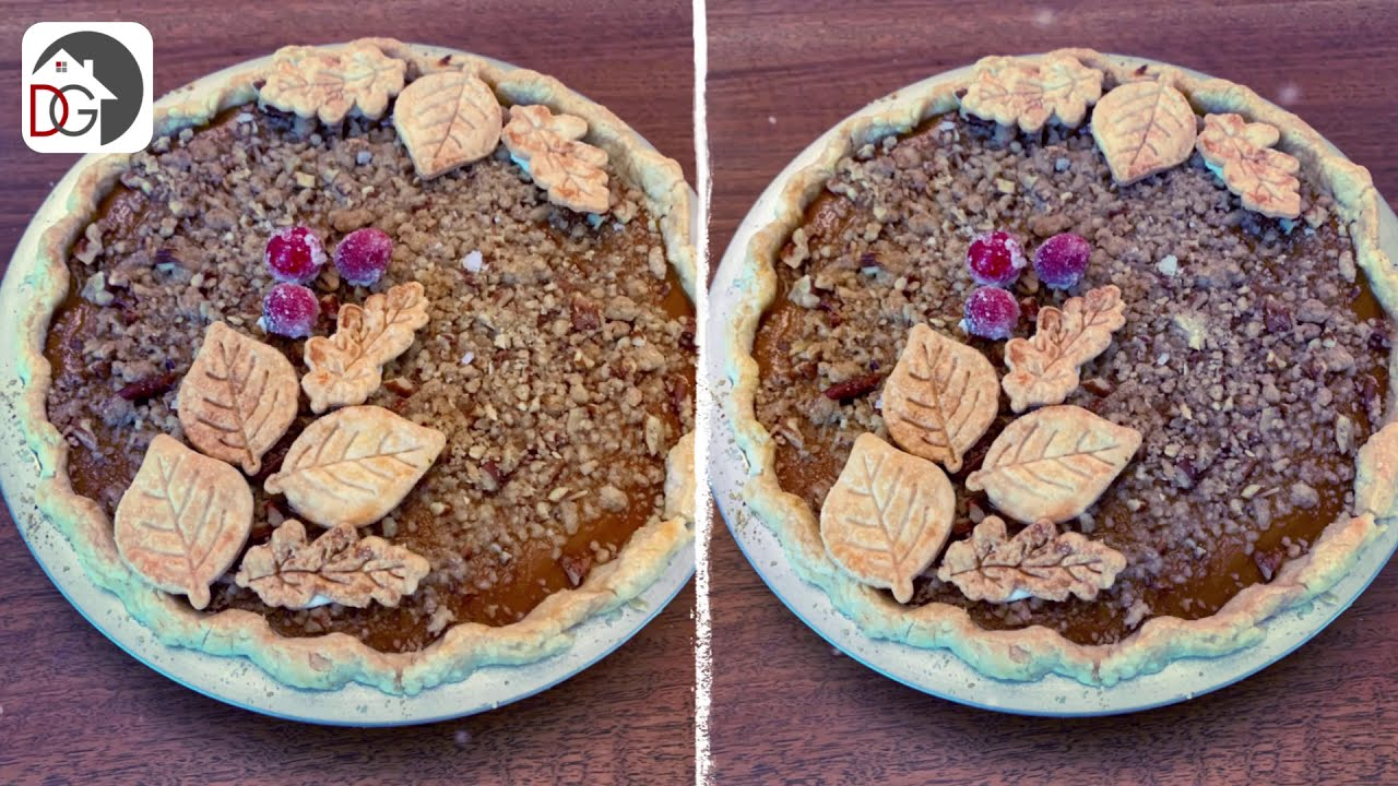 Sugar Plums and Frosty Leaves: Holiday Pies!