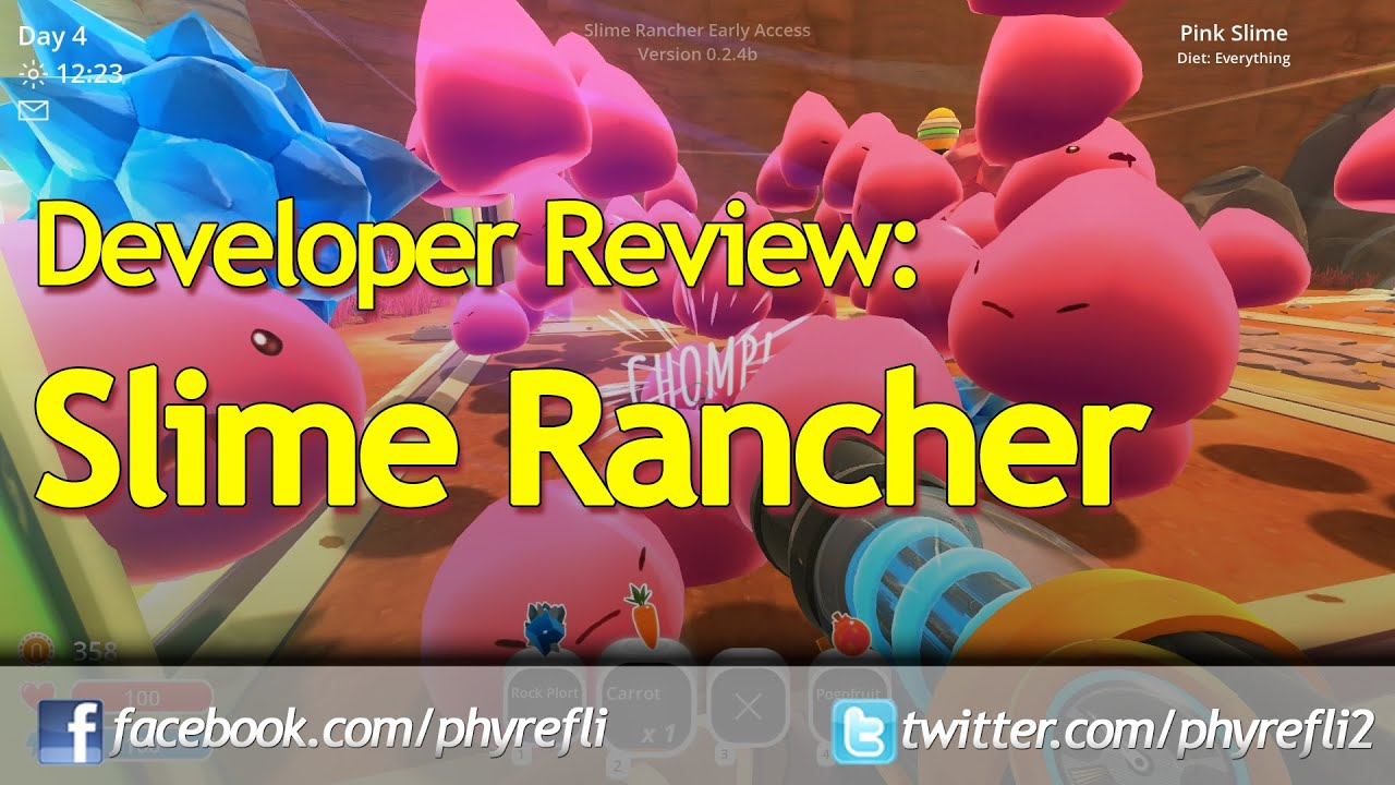 Developer Review: Slime Rancher (Monomi Park)