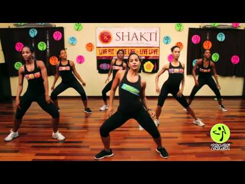 Bad To The Bone by Brick & Lace Zumba Routine