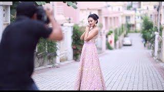 Nari Specials - Shrawan Issue cover shoot - Alisha Rai