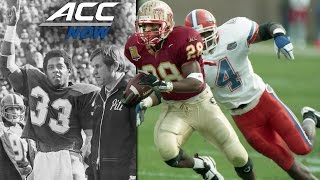 Tony Dorsett, Clinton Portis & Warrick Dunn Headline 2015 ACC Legends Class