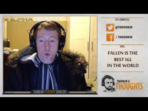 Thorin's Thoughts - FalleN is the Best IGL in the World (CS:GO)