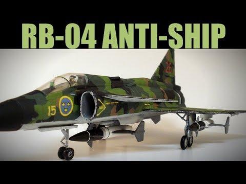 AJS37 Viggen: Learning RB-04 Anti-Ship Missiles & TILL Landing System | DCS 2.5