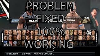 How to fix the crash in wwe2k17 ppsspp android device and also best save data for wwe2k17