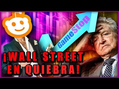 Las Personas Toman el Poder en la Bolsa | Reddit Derrota a Wall Street | ACCIONES de GameStop Suben