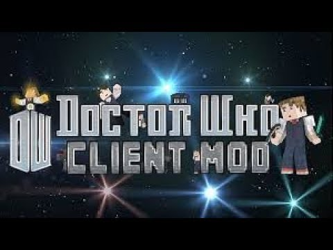 Doctor Who Client mod Minecraft