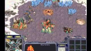 [2003.01.10] 2002 Panasonic배 온게임넷 스타리그 8강 B조 6경기 (아방가르드 II) 이윤열(Terran) vs 조용호(Zerg)