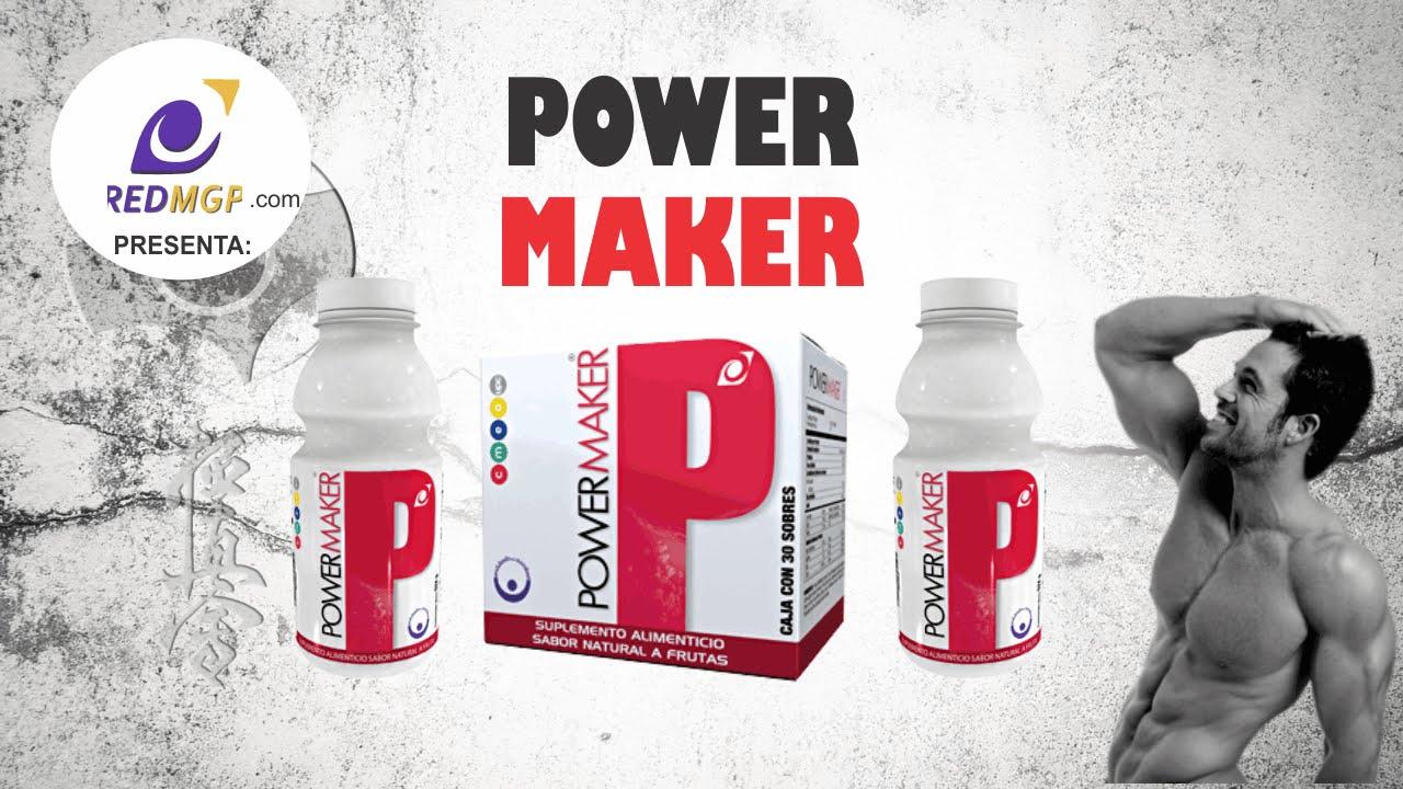 Power maker omnilife testimonios
