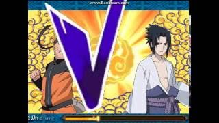 Naruto Ninja world storm 2 Gameplay