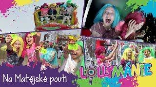 Lollymánie S02E01 - Na Matějský!