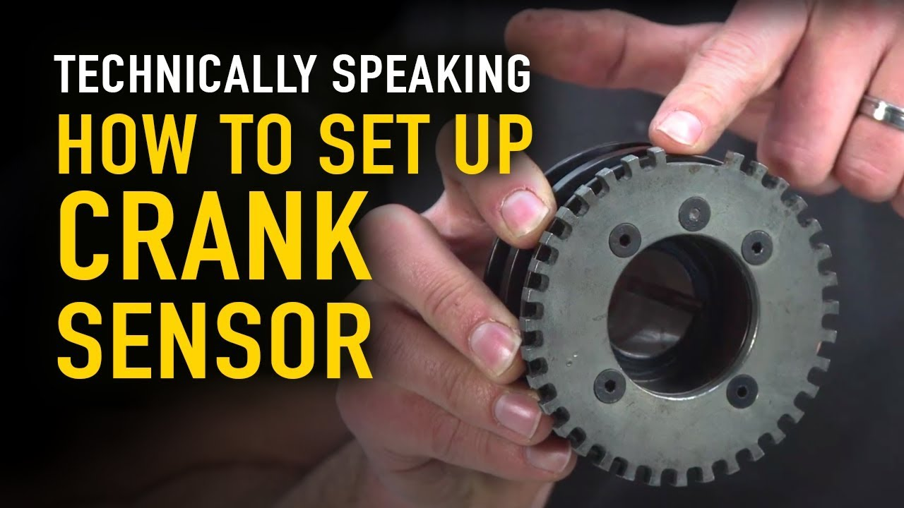 How To Set Up Your Crank Trigger Sensor Technically Speaking Youtube Hei Ignition Conversion Premium