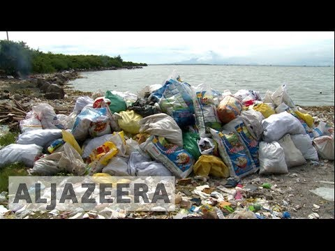 Philippines looks to tackle severe water pollution