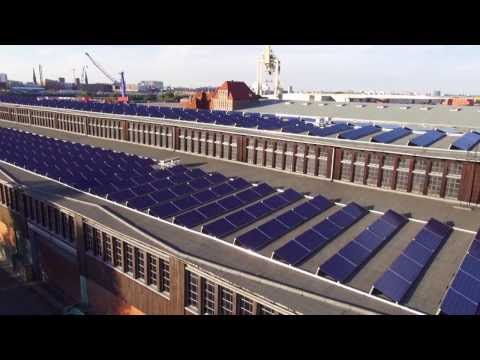 Erneuerbare Energien Hamburg - Imagefilm 2013