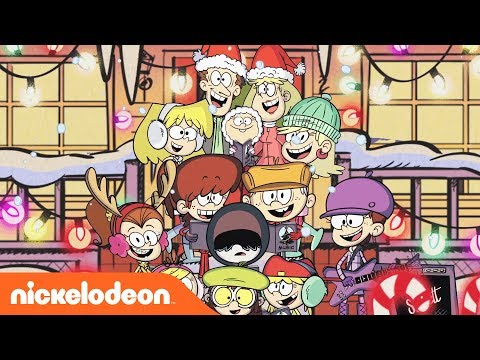 🎄 12 Days of Christmas Loud House Style! Music  🎄  Nick
