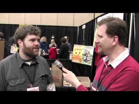 Stumptown Interview With Jeffrey Brown