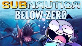 Zurück auf dem Alien Wasserplanet | SUBNAUTICA BELOW ZERO (Part 1)