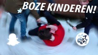 GEKLAPT DOOR KLEINE KINDEREN! - Snapchat Q&A 1