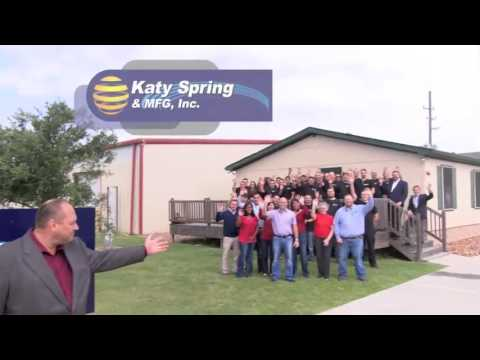 Katy Spring | Spring Manufacturer | 281-391-1888 | Spring Supplier