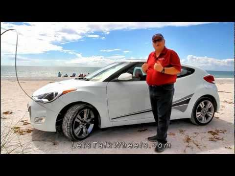 2012 Hyundai Veloster Review by Mike Herzing