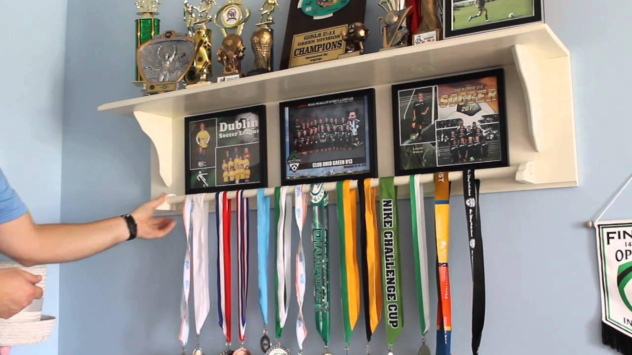 High Quality Ron Widman: Trophy Shelf   YouTube