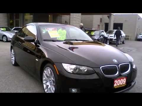 BMW Series I XDrive Coupe Sport Pkg Leather Sunroof - 2009 bmw 335i price