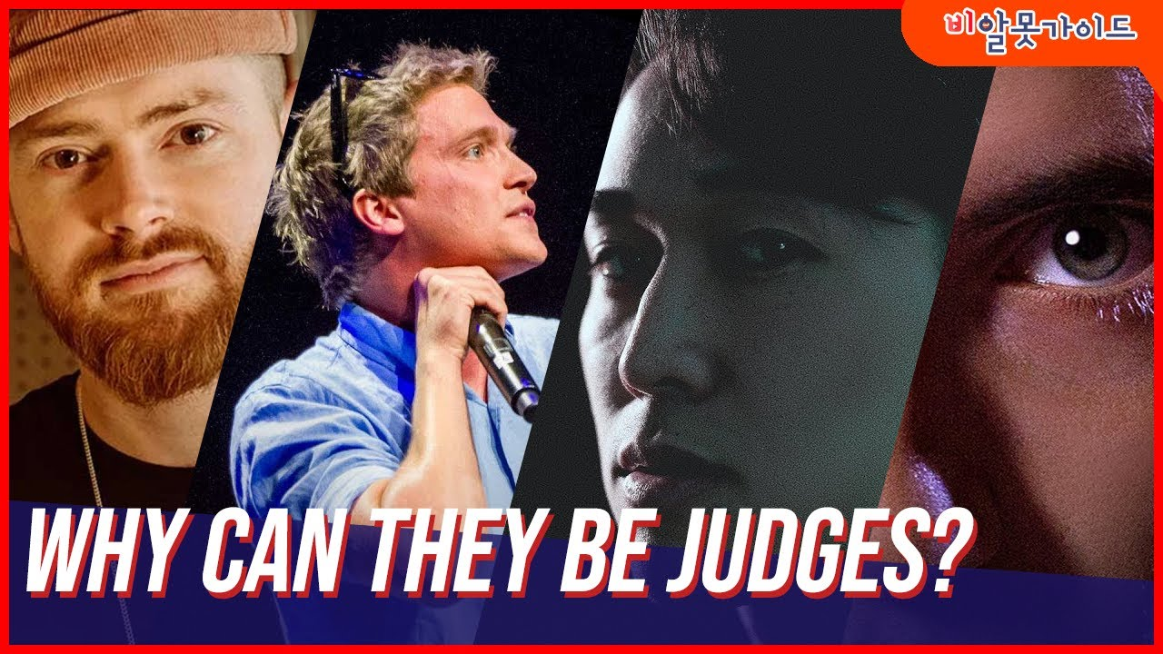 Why can they be beatbox judges?