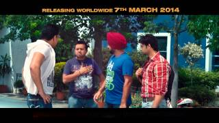 Dialogue Promo | Fateh | Gurpreet Ghuggi & Karamjit Anmol | Releasing On 7th March 2014