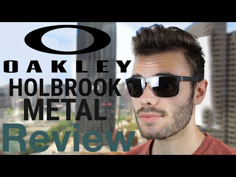 6a4eeda89 Oakley Holbrook Metal PRIZM Review - YouTube