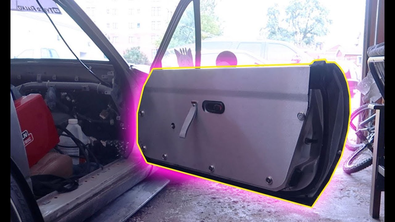 Full Aluminum Miata Door Panels Youtube