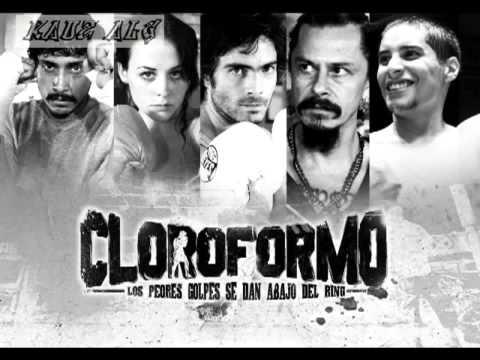 cancion cloroformo cartel de santa