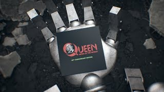 Queen - News Of The World 40th Anniversary Edition Unboxing