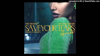 The Weeknd, Ariana Grande - Save Your Tears (Extended Remix)