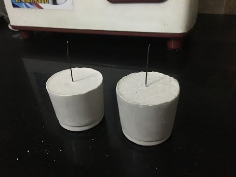 How to make calcium Block for budgies/parrots at home