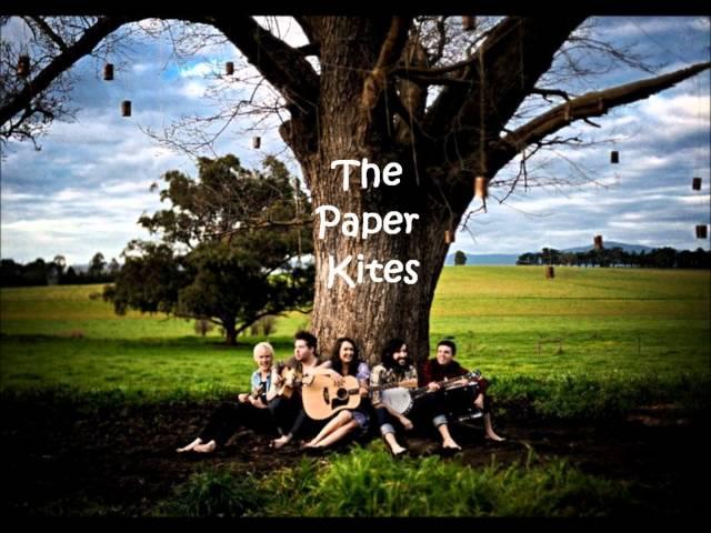 The Paper Kites - Featherstone lyrics