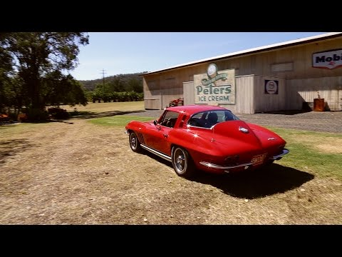 Chevrolet Corvette Club, QLD, Australia