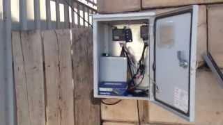 автоматические ворота своими руками(, 2014-09-06T18:16:23.000Z)