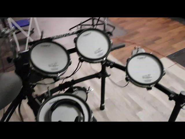 DrummenOnline - Zo werkt een elektronisch drumstel
