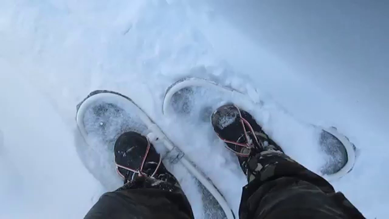 Снегоступы своими руками видео фото 243