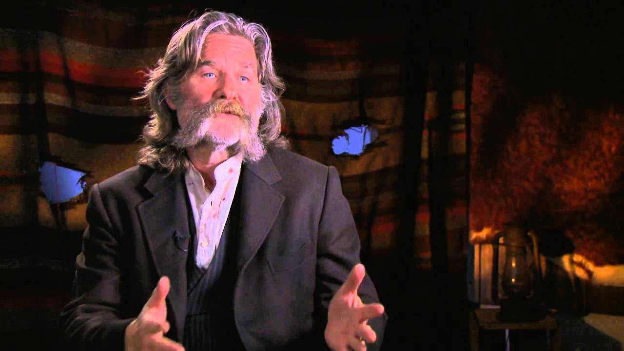 The Hateful Eight Kurt Russell John Ruth Behind The Scenes Movie Interview Youtube