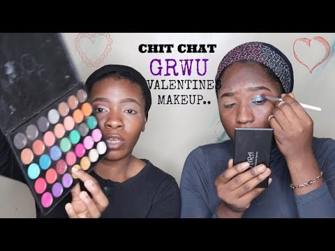 Get Ready With Us Valentine S Day Makeup Tutorial Glamsizzle