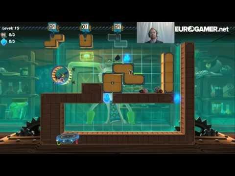 MouseCraft - Eurogamer Let's Play LIVE