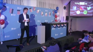 US ELECTION NIGHT - THE MIDTERMS