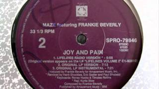 Maze ft. Frankie Beverly - Joy And pain