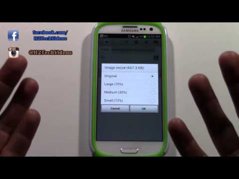galaxy-s3---how-to-email-a-picture-(from-the-phone)​​​-|-h2techvideos​​​