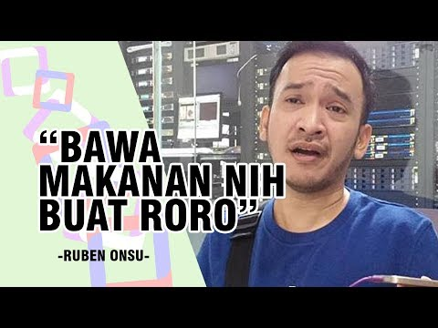 Kunjungi Roro Fitria, Ruben Onsu Bawakan Makanan Siap Saji Mp3
