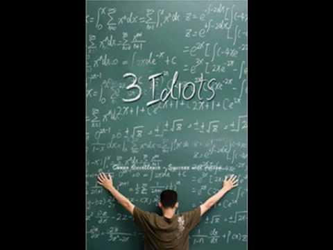 3 Idiots -Jaane Nahin Denge Full Song